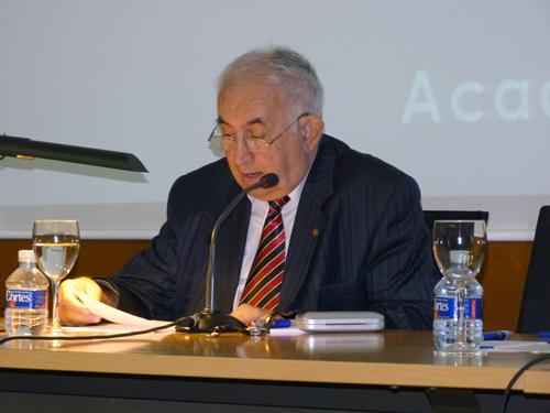 Académico Marius Sala